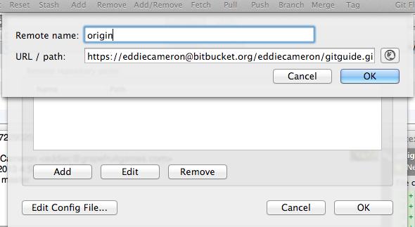 Remote URL